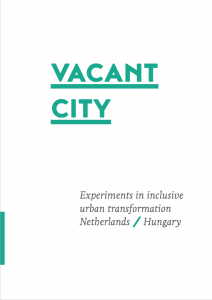 Vacant City cover