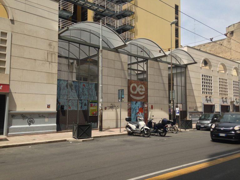 Officina degli Esordi community space in Bari, Italy. Source (cc) Eutropian